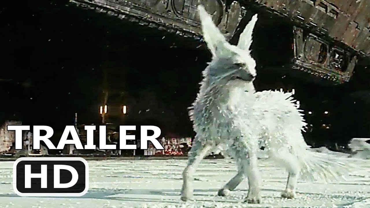 "STAR WARS 8 ""Crystal Fox"" Trailer (2017) Disney Movie HD"