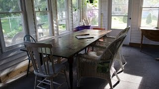 """548 Samantha's Brunch Table """"woodworking With Spouses"""""""