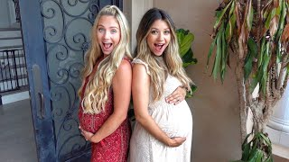 Savannah And Best Friend Madison Give Secret Baby Announcement!!!