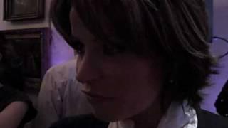 WHRN reporter April speaks to Natasha Kaplinsky