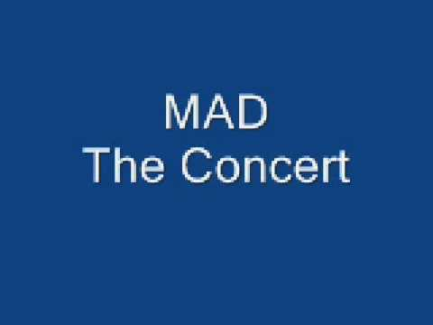 Клип Mad - the concert
