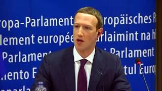 Facebook's Mark Zuckerberg says 'I'm sorry'