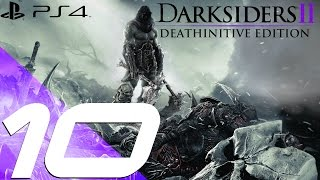 Darksiders II Deathinitive Edition PS4 - Walkthrough Part 10 - The Guardian Boss [1080p 60fps](Darksiders 2 Deathinitive Edition Walkthrough in 1080P 60FPS on PS4 Darksiders II Deathinitive Edition Deathinitive Difficulty Mode Walkthrough Darksiders 2 ..., 2015-10-29T19:53:01.000Z)