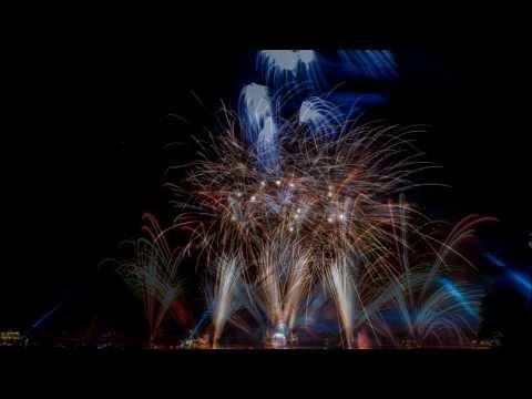 Epcot Music IllumiNations Time-Lapse Video Uttara Kuru-Our Life
