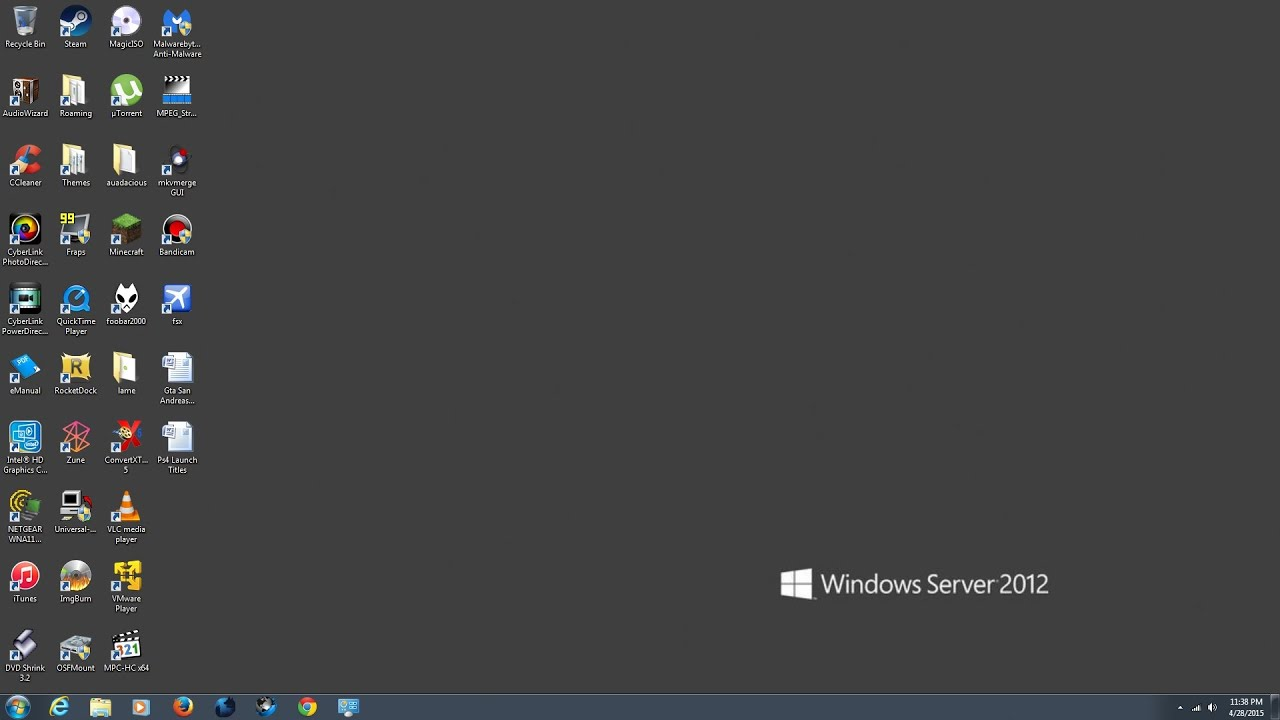 windows 7 with server 2012 wallpaper