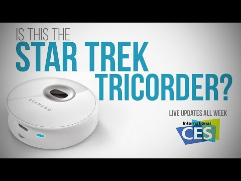 Instantly Measure Your Vitals On Your Smartphone - CES 2015