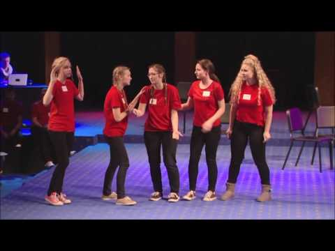 Battle of the Bard 2016 Final Bout – Christian Liberty Academy (Arlington Heights, IL)