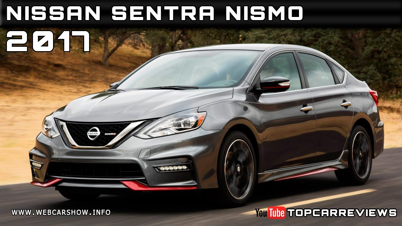 2017 Nissan Sentra Nismo Review Rendered Price Specs Release Date
