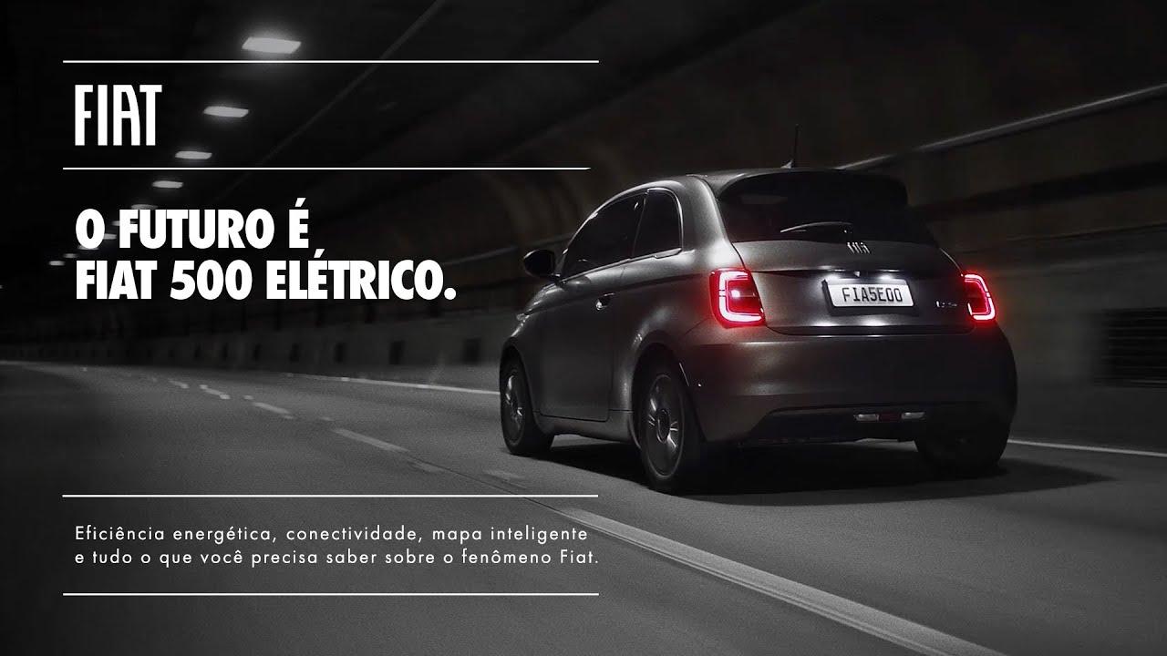 Fiat I Conheça os detalhes do novo Fiat 500 elétrico