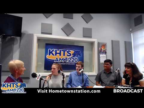 Our Way on the Highway – November 16, 2017 - KHTS - Santa Clarita