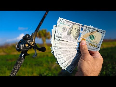 Exciting $1000 Fishing Challenge!! (High Stakes Bet)