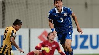 Malaysia vs Thailand: AFF Suzuki Cup 2014 Highlights