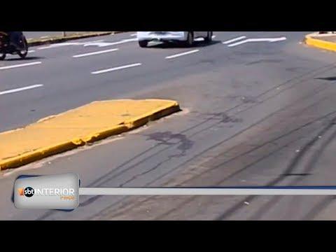 Enterrado o corpo da mulher que morreu após acidente com ônibus em Prudente