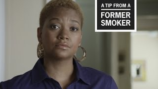 CDC: Tips from Former Smokers - Tiffany