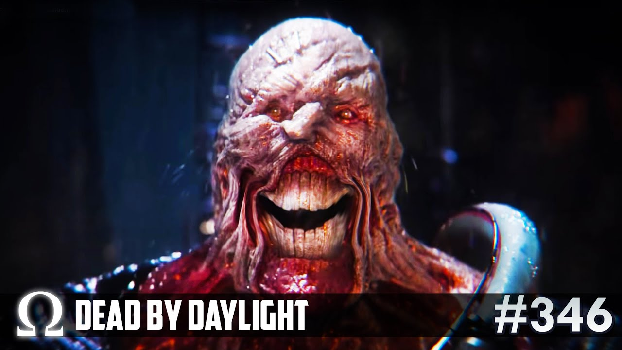 The NEMESIS gets TROLLED! ☠️ | Dead by Daylight DBD Resident Evil Chapter Nemesis / Jill / Claire