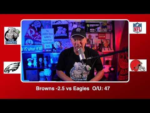 Cleveland Browns vs Philadelphia Eagles 11/22/20 NFL Pick and Prediction Sunday Week 11 NFL