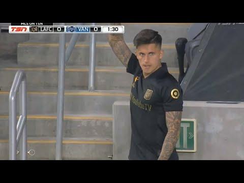 Brian Rodriguez Goals , Assists & Skills with LAFC MLS 2020