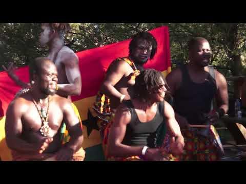 African Star dance & drumming performance @ SOA FESTIVAL