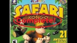 Obscure Games - Safari Kongo (Complete) LOW RESOLUTION