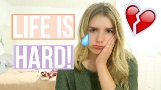 life is hard! + HAUL!