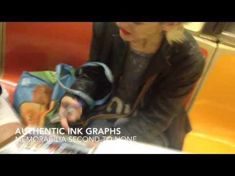 Constance Shulman Autographs