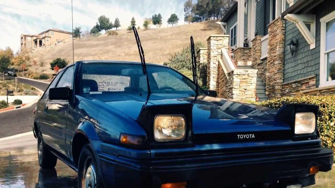 Kelebihan Toyota Corolla 1987 Murah Berkualitas