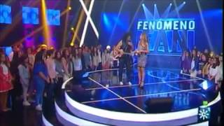 """Fenómeno Fan 2.11: Visita de Rosana, """"El Cielo Que Me Das"""""""