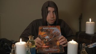 Intro to Dungeons & Dragons (5e) Part 2 - Creating a Character  [ ASMR ]