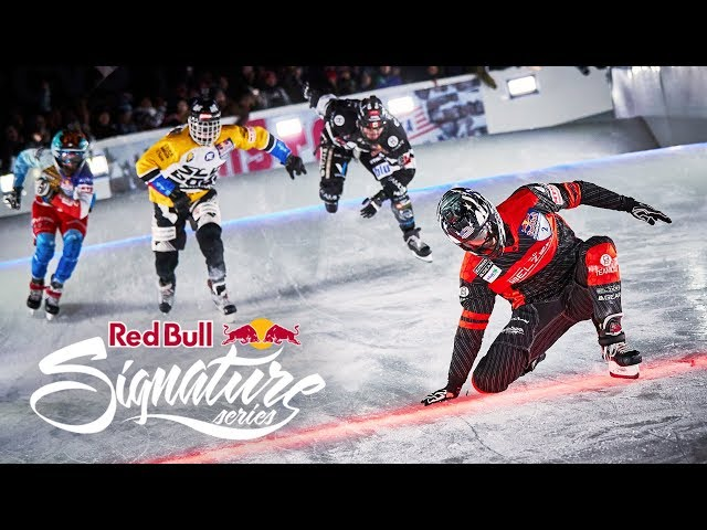 Red Bull Crashed Ice Boston 2019 FULL TV EPISODE   Red Bull Signature Series