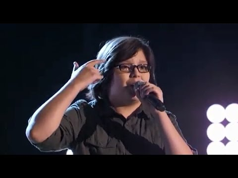La Voz Kids | Alberto Castro canta 'Corazón en la Maleta'  en La Voz Kids