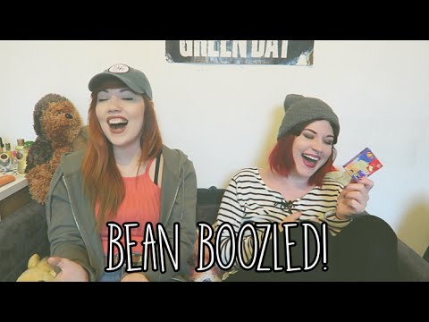 Bean Boozled Challenge with Lizzie Tupman
