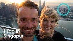 VLOG #21 - 3 Tage in Singapur / Follow us around