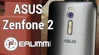 Asus Zenfone 2 обзор. Подробный видеообзор Asus Zenfone 2 4GB RAM. Полный тест от FERUMM.COM