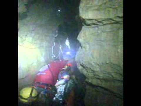 Sinking Cove Cave Rescue, May 2011