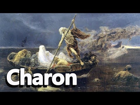 Charon: The Ferryman of Underworld - Mythology Dictionary - See U in History