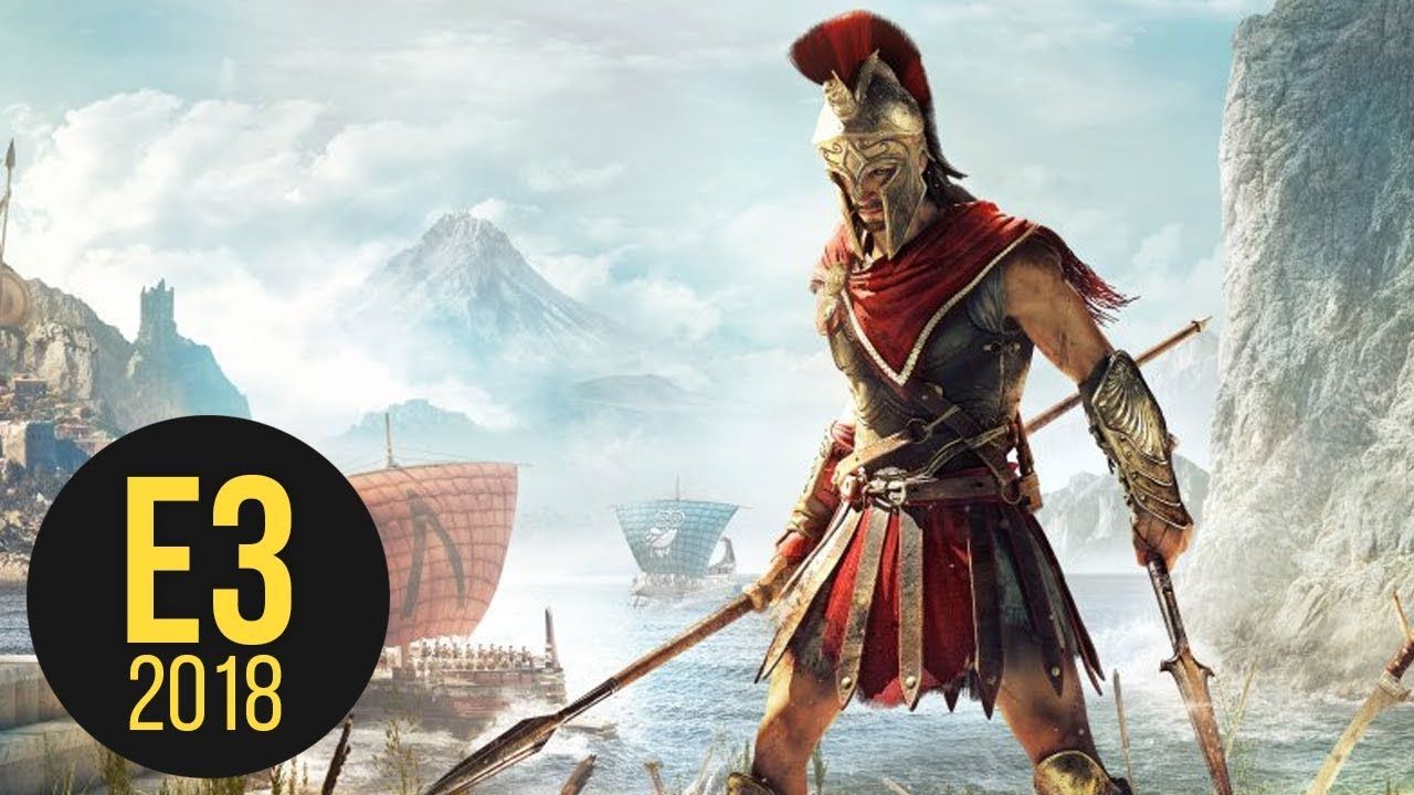 AC Odyssey Is The Game We've Been Waiting For - Assassin's Creed E3 2018