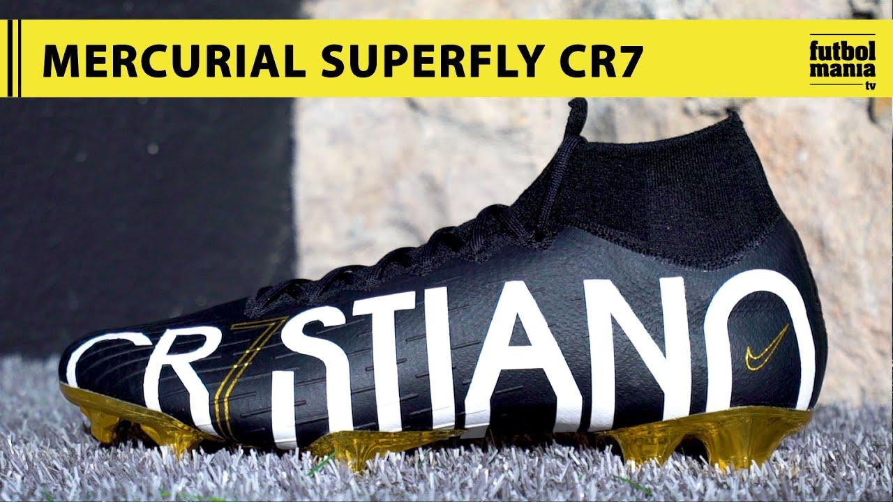 Nike Cristiano Ronaldo Mercurial Superfly IV Unboxing CR7 .