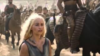 Game Of Thrones 6x01 - Akho/Aggo & Qhono Dothraki Screamers