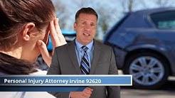 Best Personal Injury Attorney Irvine 92620