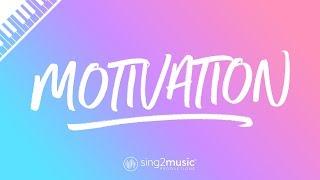 Motivation (Piano Karaoke) Normani