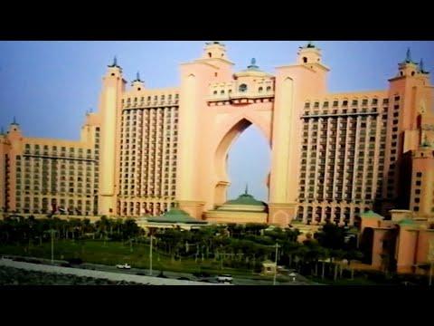 ATLANTIS AQUAVENTURE WATER PARK/PALM HOTEL /DUBAI UAE