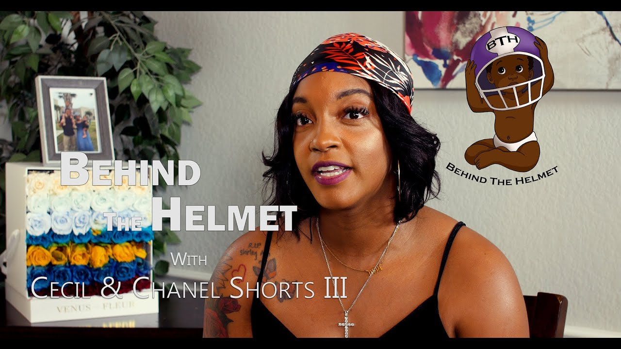 Chanel Shorts and the Community Behind the Helmet