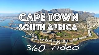 Best places to visit in cape town, south africa [360 video]