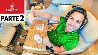 ✈️Otro Vuelo de Lujo! EMIRATES de Barcelona a Dubai | Parte 2 ✈️