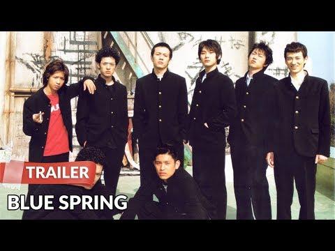 Blue Spring 2001 Trailer | Ryûhei Matsuda | Hirofumi Arai