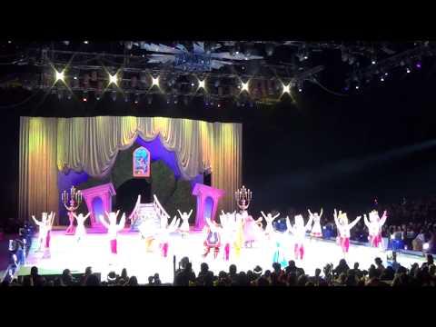 "Disney on Ice "" Reach For The Stars"" at NRG Stadium, Houston, Nov. 10. 2017 (part 3)"