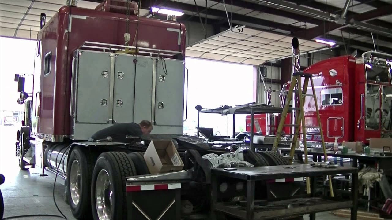 5 8 2017 Brunner Fabrication Headache Rack Installation Time Lapse