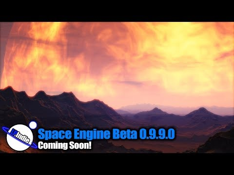 Space Engine 0.9.9.0 Livestream Steam Edition