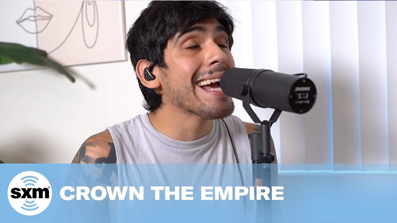 Crown the Empire - Blurry (out of place) [Live for @SiriusXM] | Octane Home Invasion Festival