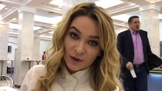 «Я хочу заняться сексом на трибуне Рады со спикером», — украинская журналистка